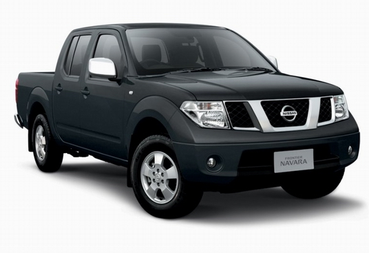 2007 Nissan Frontier 4X4 hd gallery