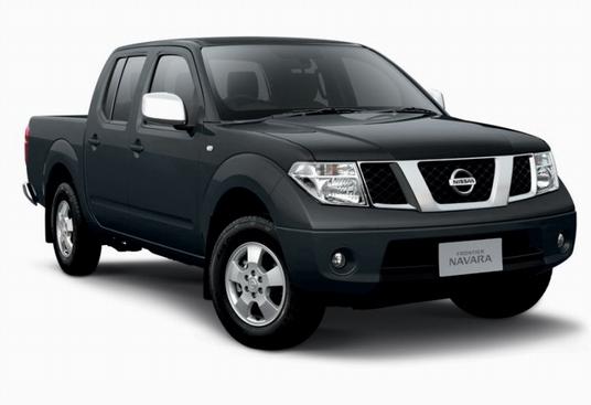Nissan Frontier Navara 4x4
