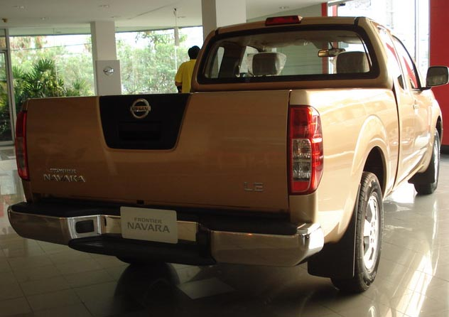 Here are highlights of Passive Safety features of Nissan Navara: