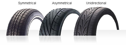 tread types