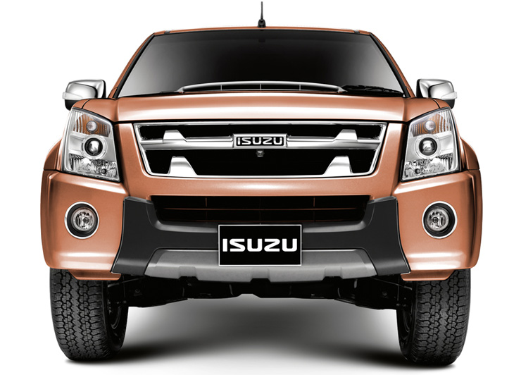 2012 2011 Isuzu Dmax Titanium on sale at Thailand top diesel pickup