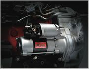 engine start motors