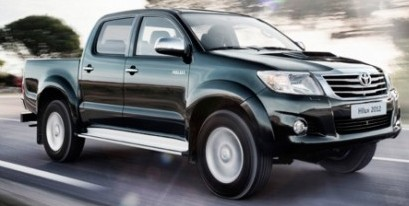 Toyota Hilux Vigo For Sale On Sale Pickup Truck Thailand