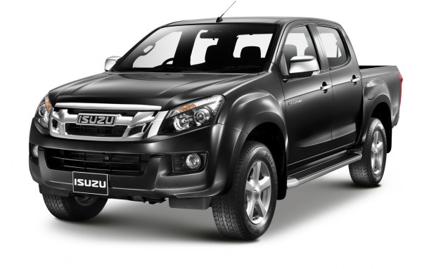 2012 Isuzu Dmax in stock at Soni Motors Thailand