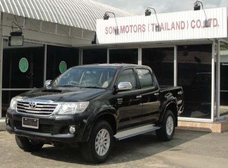 Toyota Vigo 2012 - 2012 toyota hilux vigo minor change soni front side