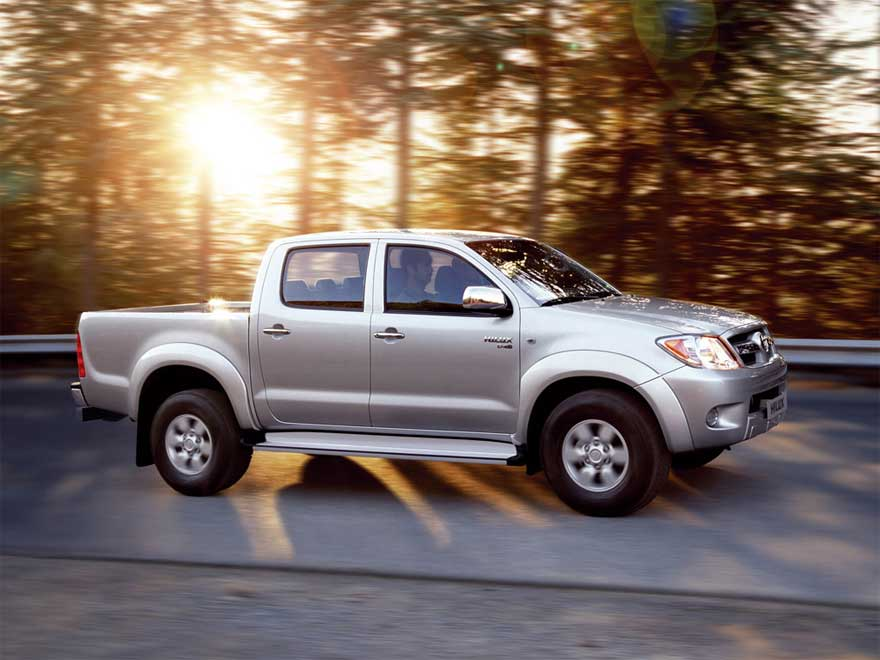 another look at Hilux Vigo
