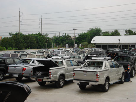 Thailand S Largest 4x4 Exporter Now Has Thaialand S
