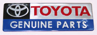 Soni  offer Toyota Genuine and OEM parts