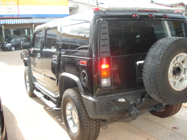 Soni is Asia's largest exporter of Left Hand Drive Hummer