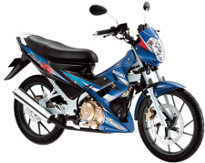 Suzuki Raider on sale for sale at Thailand top motorcycle motorbike dealer exporter importer 4x4