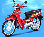 Honda Dream 125 from Thailand's Leading Motorcycle exporter