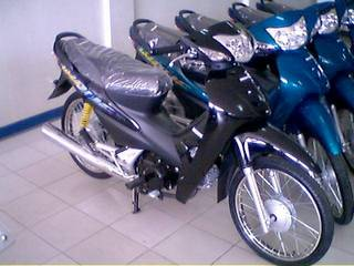 Honda Wave 100 from Thailand's Leading Motorbike exporter
