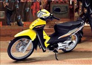 Honda Wave 100-S from Thailand's Leading Motorbike Exporter