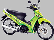 Honda Wave 125i from Thailand's largest motorcycle exporter
