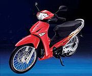 Honda Wave 125S from Thailand's leading motorcycle exporter