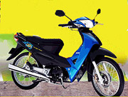Honda Wave-Z from Thailand's leading motorbike exporter