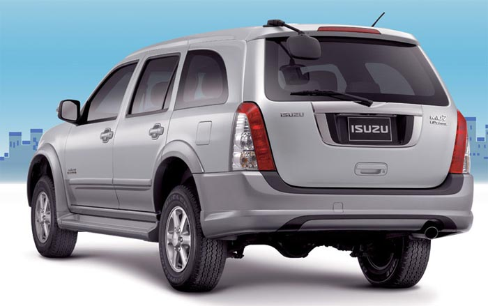 all new isuzu mu 7 all new isuzu mu 7