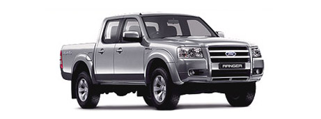 ranger double cab 4wd