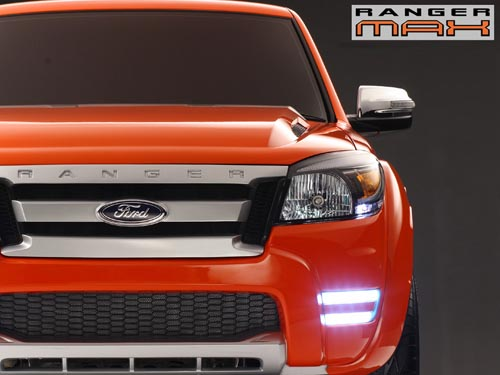 ford ranger max front