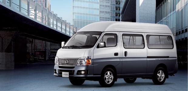 Thailand Top Nissan Urvan Exporter Dealer