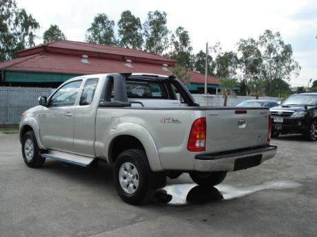 Toyota Vigo Hilux Extra Cab 4x4