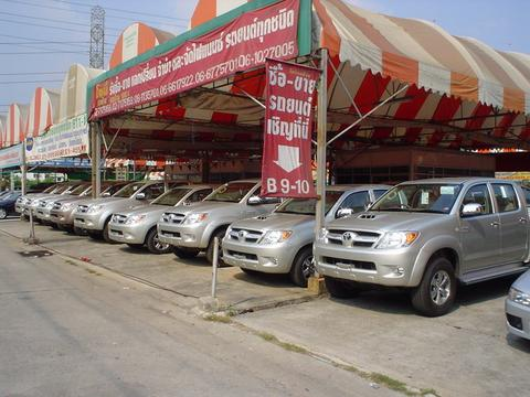 Thailand S And Dubai S Top Exporter Of New And Used Diesel 4x4