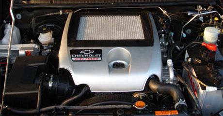 2008 colorado engine