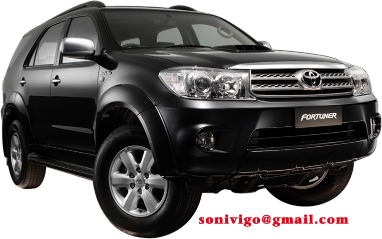 2012 Toyota Fortuner Crossover Sport Utility Vehicle Suv 4x4 Minor Change 2011 2010 2009 2008