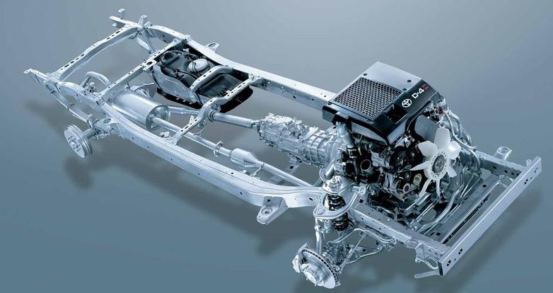 D 4d Engine Of Toyota Hilux Vigo Amp Toyota Tiger 2 5 2kd